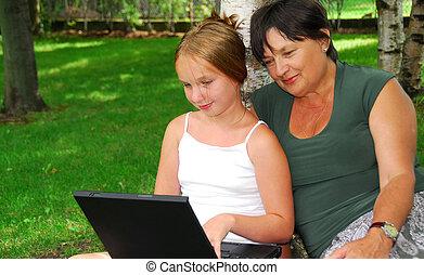 家庭, 電腦