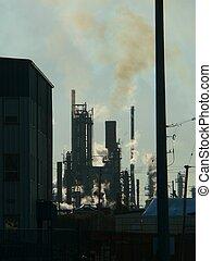 Morning Pollution