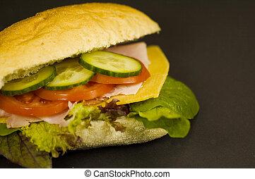 健康, 三明治