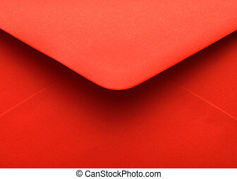 Envelope - Red paper envelope
