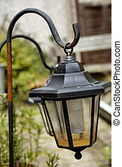 garden lighting - solar garden lighting lantern