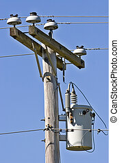 Power Lines transfor