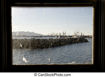 Photo of East Mooring Basin, Astoria Oregon - Photo of the...