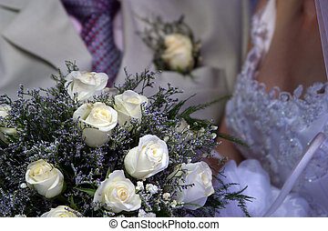 Wedding bouquet - Bouquet of the bride