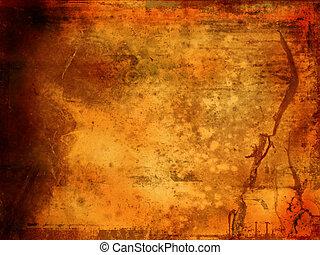 Grunge background - Grunge style background