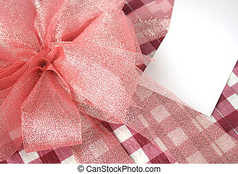 Gift and Gift Tag