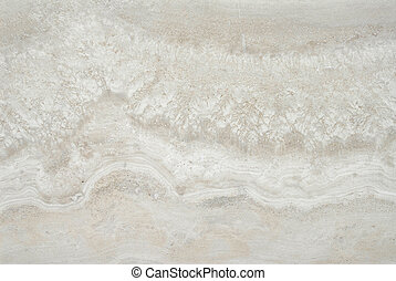 travertine - close up detail of textured white travertine...