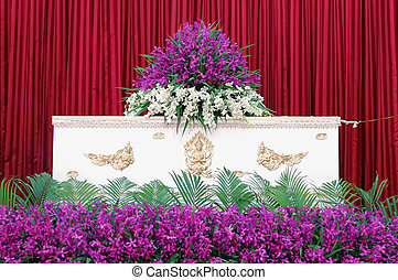 Thai coffin