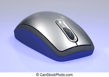 Computer Mouse - Photo of a Computer Mouse