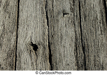 Old Grungy Wood - Old Grungy natural color wood with texture...
