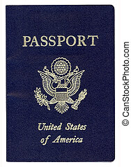 US Passport - United States of America Passport (With...