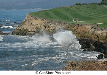 Golf By The Sea 5 - The Beautiful Northern California...