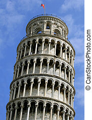 Leaning tower - Of course its the leaning tower of Pisa