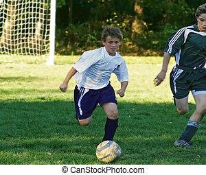 Juventud, futbol, 2005-14
