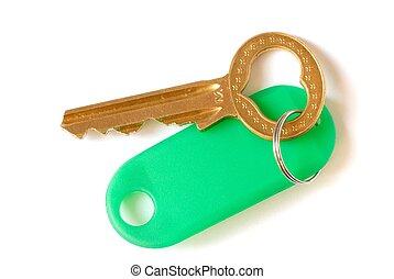 Key - Isolated key