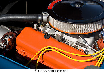 Pure Horse Power - Classic Sports Car Engine