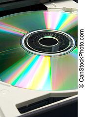 CD - Close-up