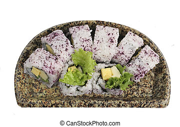 Japanese vegtables rolls - Japanese vegetables rolls...