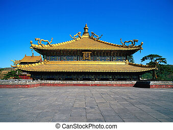 The Forbidden City - the forbidden city in beijing,china