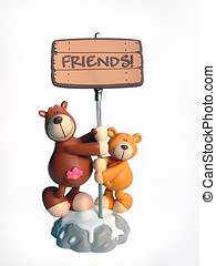 Friends - best friends or lets be friends Friendship is a...