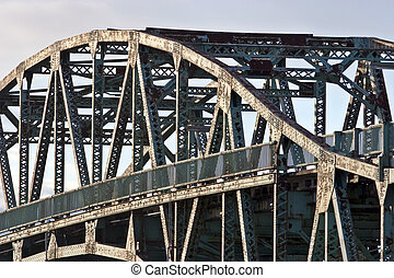 Bridge - Old Truss Bridge