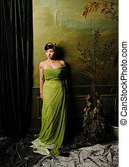 Classical Beauty - chinese woman