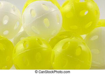 indoor practice golf balls - plastic golf balls for children...