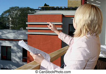 real estate - agent, build, business, buy, buyer, doors,...