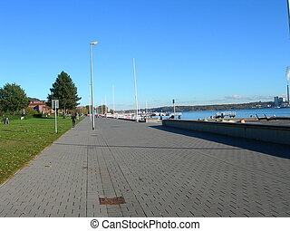 Kiel in Germany