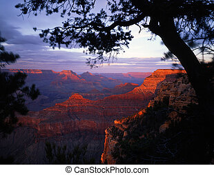 GrandCanyonSouthRim3 - The Grand Canyon, in Grand Canyon...