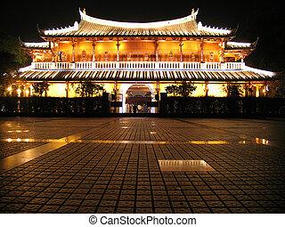 Chinese Pagoda - Lighty Chinese Pagoda