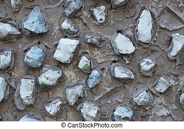 concrete-stones tex - Natural concrete texture —...