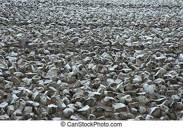 concrete-stones tex2 - Natural concrete texture —...