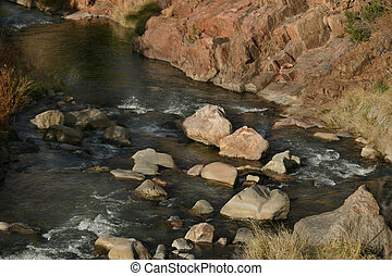 Grape Creek 5 - Grape Creek, Fremont County, Colorado...