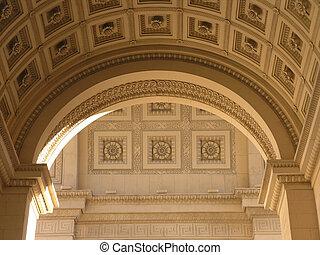 Arc de Triomphe P1 - Arc de Triomphe perspective, Paris, Las...