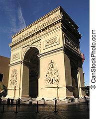 Triomphe,  de,  arc