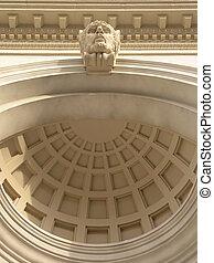 Caesars Palace Arch, Las Vegas