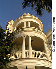 House on Battery - Sunrise, Charleston, SC