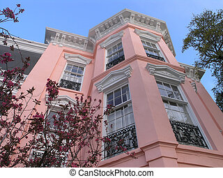 House on Battery – vertical, Charleston, SC