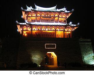 Chinês, pagode