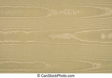 Stained fabric 5 - Moire fabric in tan/beige that resembles...