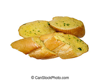 Garlic Bread - 4 hot garlic breads