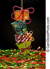 Christmas Ornament - Photo of a Christmas Ornament -...