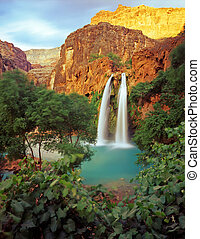 HavasuFalls - Havasu Falls on the Havasupai Indian...