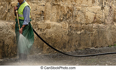 Cleaning - Street cleaning