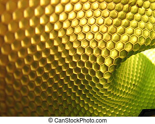 bee house background