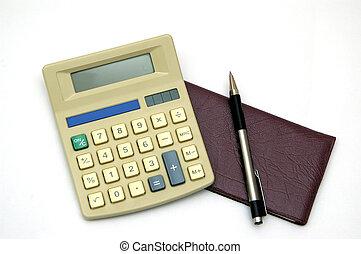 finanças, cheque