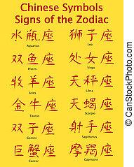 signes, zodiaque