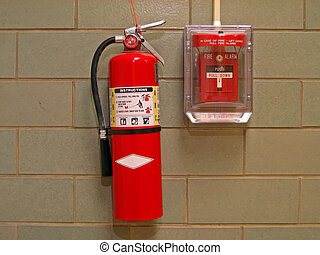 Fire Extinguisher and Alarm 2 - Fire Extinguisher and Alarm...