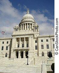 Rhode Island Capitol - Rhode Island State Capitol in...